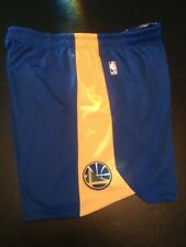Nike AUTHENTIC GSW WARRIORS Official Players Practice Shorts Men 4XL 866900 495