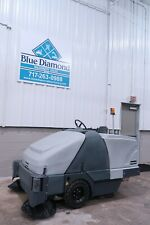 Advance Proterra 5130 Lp Ride On Sweeper 62 Cleaning Path Propane Engine