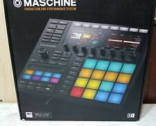 Native Instruments Maschine MK3 Production and Performance System. Controller S.