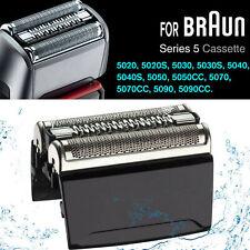 For Braun 52B Series 5 5020s 5030s 5040s 5050cc 5070cc 5090 Shaving shaving head