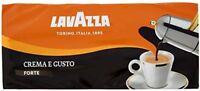 LAVAZZA CREMA E GUSTO FORTE 1kg pack ground coffee