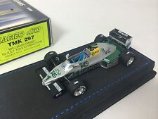 1/43 Tameo F1 Williams FW08C 1983 Donington Private Test Senna #TMK297