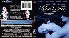 Blue Velvet Blu-ray 2011 DAVID LYNCH 25th Anniv. BRAND NEW w/Security Sticker