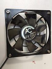 12 Arctic Fan AC Swiss Design 12V 0.15A 1500RPM