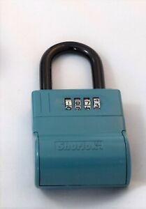 NEW ShurLok SL600 Real Estate Lock Box - Key Storage Realtor Lockbox SL-600