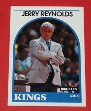 # 161 JERRY REYNOLDS KINGS SACRAMENTO 1989 NBA HOOPS BASKETBALL CARD
