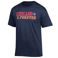 Champion MLB/NCAA Chicago Cubs Illinois Fighting Illini Men's Combo T-Shirt