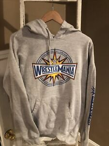 Wrestlemania 33  (2017) Hoodie XL WWE Authentic