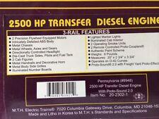 MTH Diesel Engine 20-2302-1