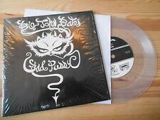 "7"" punk Big John Bates-Bad pussy (2 chanson) rookie-colored vinyl-INSERT"