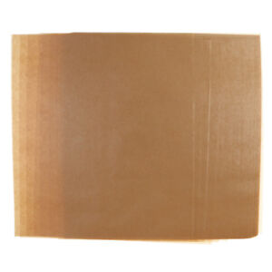 Brown Candy Wrapping Paper Disposable Sandwich Soap Wax Paper 50 Sheets