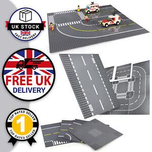 Road Baseplate Large 32 x 32 Compatible Base Plates Brick Boards Car Motorway UK