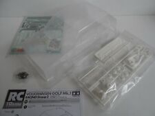 New Genuine Tamiya VW Golf Mk1 Body Parts For M-03/M-05 With 210mm Wheelbase