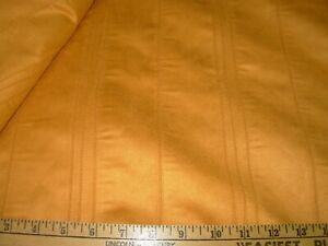 9 YDS~FAUX SUEDE PINTUCK ORANGE MULTI UPHOLSTERY FABRIC~FABRIC FOR LESS