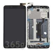 +Frame LCD Display Touch Screen Digitizer Assembly Replace FOR ZTE Zmax Pro Z981