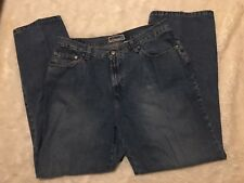 Old Navy Womens Size 16 Relaxed Fit At Waist Blue Jeans