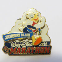Disney WDW - 1/2 Marathon 2003 (Donald) 3D Pin