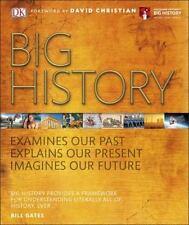 BIG HISTORY - DORLING KINDERSLEY, INC. (COR)/ CHRISTIAN, DAVID (FRW) - NEW HARDC