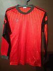 VINTAGE Maillot de football ADIDAS Ventex trikot shirt jersey base rennes maglia