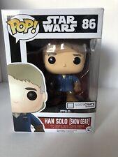 Funko Pop Vinyl Star Wars 86 Han Solo Snow Gear Lootcrate Exclusive