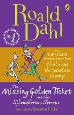 The Missing Golden Ticket and Other Splendiferous