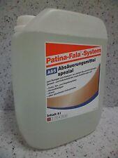 Patina Fala AS5 Absäuerungsmittel spezial 5 L Entfernen von Bauverschmutzungen