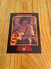 BILLY SQUIER Vintage Trading Card 1991 Heavy Metal Hard Rock Megametal SQUIRE #3