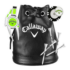 Callaway 2020 VIP Premium Tees Valuables Pouch Divot Tool Marker Golf Gift Set