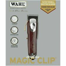 Wahl 8148 Cordless Magic Clip Hair Trimmer Free Delivery