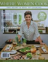 TIFFANI THIESSEN 2016 WHERE WOMEN COOK Magazine TIFFANY MITCHELL / BRAND NEW