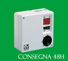 Gruppo Comandi Vortice Scrr5l per Ventilatore con Luce