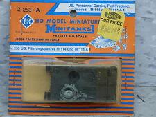 Roco / Herpa  Minitanks (NEW) Modern US M-114 A1 Personnel Carrier  Lot #900