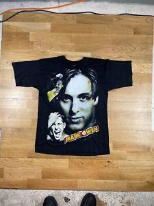 Take That Mark Owen vintage 90s Euro Bootleg single stitch t-shirt