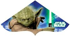 "XKites Star Wars YODA 42"" Sky Delta Kite ~ NEW May the Force Fly With You!"