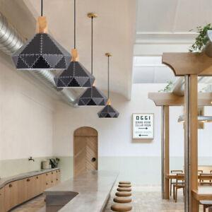 Black Modern Pendant Lights Bar Light Room Ceiling Lamp Home Chandelier Lighting