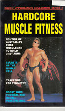 Hardcore Muscle Fitness-Secrets of The Human Cell-By Rocco Oppedisano-Book