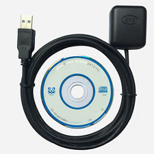 USB GPS Receiver for Microsoft Streets & Trips Maps Laptop PC GPS Navigation
