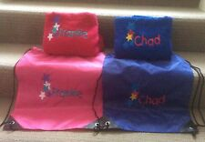 Personalised towel and bag combo