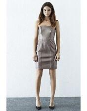 WAREHOUSE Iridescent Bandeau Dress Sizes 10 & 14 RRP £65
