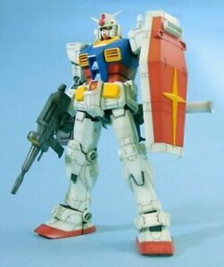 MG 1/100 RX-78-2 Gundam Ver.ONE YEAR WAR 0079 animated color version Mobile Sui