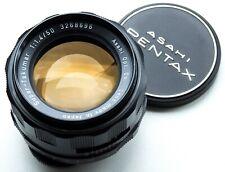 M42 vite Monte ASAHI OPT. CO., SUPER-TAKUMAR 50mm f/1.4 Nifty FIFTY focale fissa