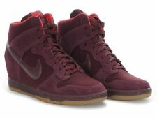 NIKE DUNK SKY HI ESSENTIAL TRAINERS 644877 601 RARE EDT SIZE 5 EUR 38.5 RRP £154