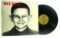 WILD SEEDS brave clean and reverent (1st uk press) LP EX+/VG, ZONG 019, vinyl,