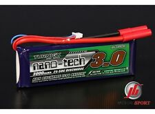 Turnigy Nano-Tech 3000mAh 2S 7.4V 25-50C Lipo Battery