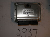 05 06 07 08 09 10 GOLF 07 08 09 10 JETTA COMPUTER BRAIN ENGINE CONTROL ECU ECM