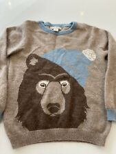 Marie Chantal Boys 100% Cashmere Jumper - Age 4/5