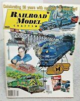 Railroad Model Craftsman Magazine March 1983 Z N HO S O G vintage