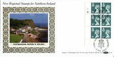 3 DEC 1991 28p N IRELAND DEFINITIVE CYL BLK 6 BENHAM D 178 FIRST DAY COVER SHS