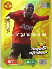 Adrenalyn XL Manchester United 11/12 - #120 Ashley Young - Ultimate