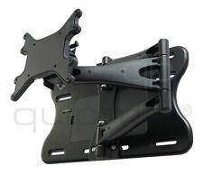TV-Wandhalterung, quipma 804, schwenkbar, schwarz, 26-46 Zoll, bis VESA400, 45kg